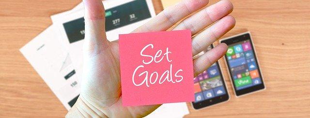 5 ways to set a smart goal