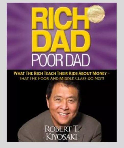 Rich dad, poor dad books