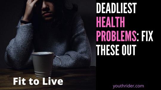 common health problems of adolescent