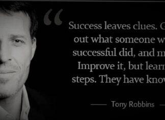 Tony Robbins financial advice