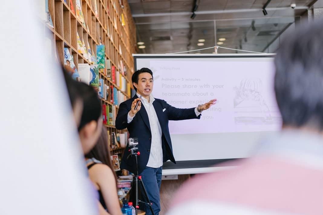 What are the secrets for en effective presentation?